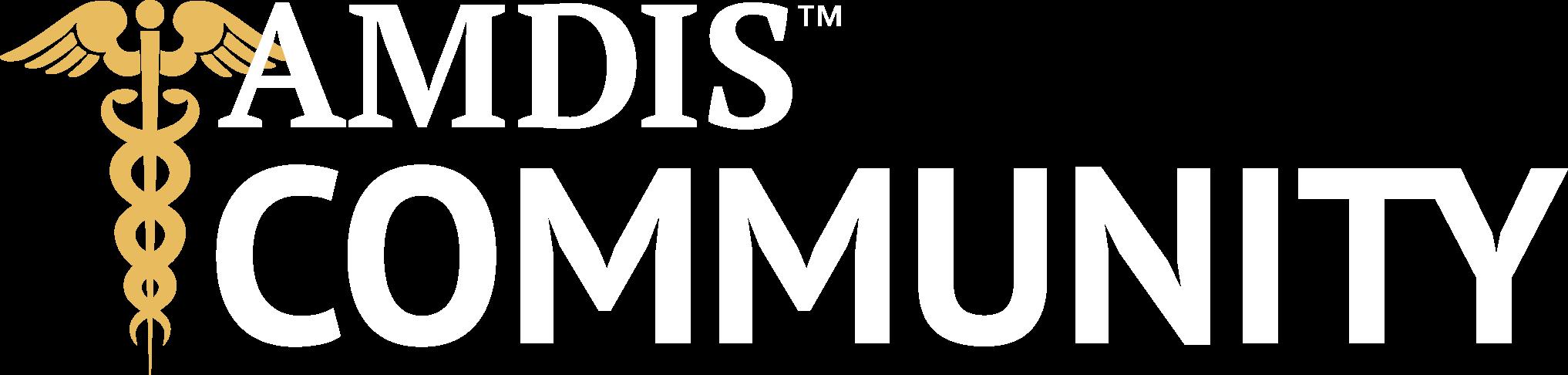 AMDIS Community